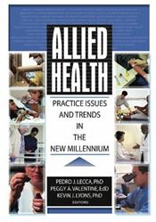 Allied Health: Practice Issues and Trends into the New Millennium Image
