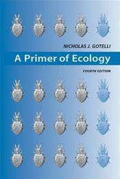 Primer of Ecology