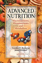 Advanced Nutrition: Macronutrients, Micronutrients, and Metabolism Cover Image