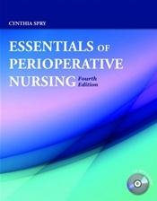Essentials of Perioperative Nursing. Text with CD-ROM for Windows and Macintosh Cover Image