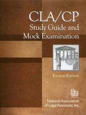 NALA's CLA/CP Sudy Guide and Mock Examination