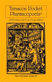 Tarascon Pocket Pharmacopoeia. Deluxe Lab-Coat Pocket Edition