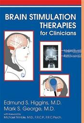 Brain Stimulation Therapies for Clinicians Cover Image