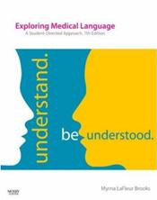 Exploring Medical Language. Text with Mosby's Medical, Nursing and Allied Health Dictionary Image
