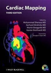 Cardiac Mapping. Text with CD-ROM for Macintosh and Windows Cover Image