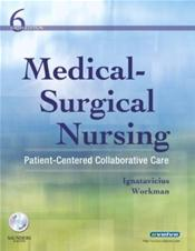 Medical-Surgical Nursing: Patient-Centered Collaborative Care. 2 Volume Set. Text with CD-ROM for Windows and Macintosh Cover Image