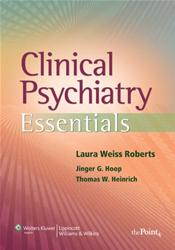 Clinical Psychiatry Essentials. Text with Internet Access Code for thePoint