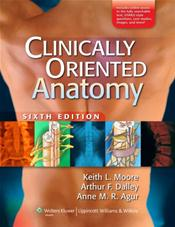 Clinically Oriented Anatomy. Text with Internet Access Code