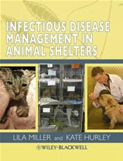 Infectious Disease Management in Animal Shelters Cover Image