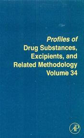 Profiles of Drug Substances, Excipients and Related Methodology Image