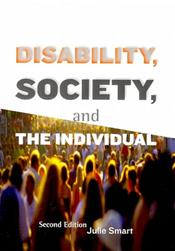 Disability, Society and the Individual