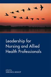 Leadership for Nursing and Allied Health Care Professions Image