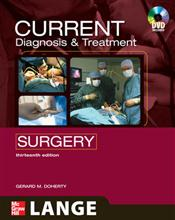 Current Diagnosis And Treatment in Surgery. Text with CD-ROM for Macintosh and Windows