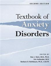 Textbook of Anxiety Disorders Cover Image