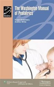 Washington Manual of Pediatrics. Text with Internet Access Code Image