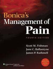 Bonicas Management of Pain. Text with Internet Access Code Cover Image