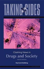 Taking Sides: Clashing Views in Drugs and Society