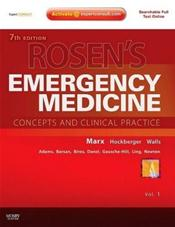 Rosen's Emergency Medicine: Concepts and Clinical Practice. 2 Volume Set. Text with Internet Access Code for Expert Consult Edition