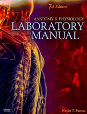 Anatomy and Physiology Laboratory Manual Cover Image
