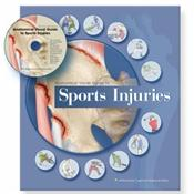 Anatomical Visual Guide to Sports Injuries. Text with CD-ROM for Windows Cover Image