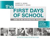 First Days of School: How to Be an Effective Teacher. Text with DVD Cover Image