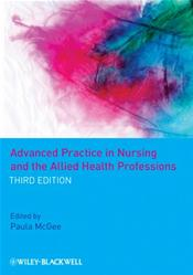 Advanced Practice in Nursing and the Allied Health Professions Cover Image