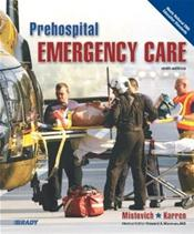 Prehospital Emergency Care. Text with Internet Access Code