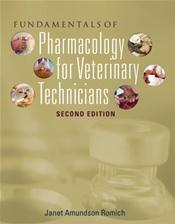 Fundamentals of Pharmacology for Veterinary Technicians. Text with CD-ROM for Windows