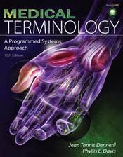 Medical Terminology: Programmed Systems Approach. Text with CD-ROM for Windows