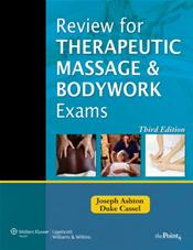 Review for Therapeutic Massage and Bodywork Exams: Text with Internet Access code for thePoint