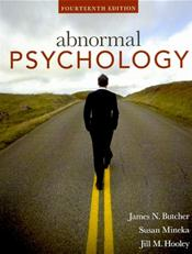 Abnormal Psychology. Includes Access to MyPsychLab