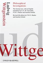 Philosophical Investigations (Philosophische Untersuchungen)