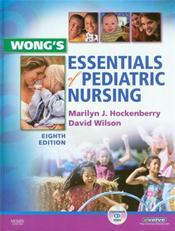 Wong's Essentials of Pediatric Nursing Package. Includes Text and Simulation Learning System Image