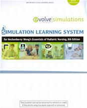 Simulation Learning System for Hockenberry: Wong's Essentials of Pediatric Nursing User Guide and Access Code Image