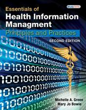 Essentials of Health Information Management (HIM): Principles and Practices. Text with CD-ROM for Macintosh and Windows Cover Image