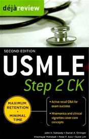 Deja Review: USMLE Step 2 CK