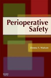 Perioperative Safety Cover Image
