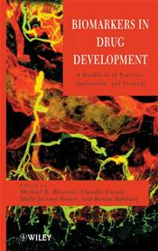 Biomarkers in Drug Development: A Handbook of Practice, Application, and Strategy Cover Image