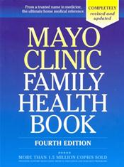 Mayo Clinic Family Health Book Cover Image