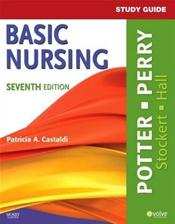 Study Guide to Accompany Potter, Perry, Stockert, Hall Basic Nursing Essentials for Practice Cover Image