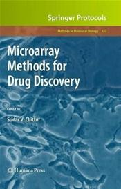 Microarray Methods for Drug Discovery