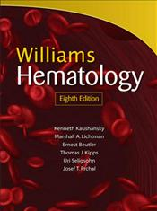 Williams Hematology. Text with CD-ROM for Macintosh and Windows