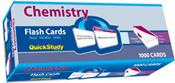 Chemistry Flash Cards. 1000 Card Set