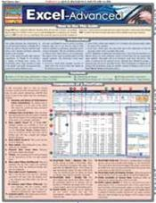 Excel-Advanced Laminated Reference Chart