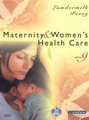Maternity & Women's Health Care - Text and Simulation Learning System Package Image