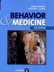 Behavior and Medicine Cover Image