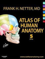 Atlas of Human Anatomy. Student Edition with Online Access Code for Student Consult Cover Image