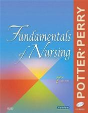 Fundamentals of Nursing Package. Includes Textbook and Internet Access Code for Simulation Learning System Image