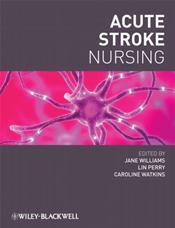 Acute Stroke Nursing Cover Image