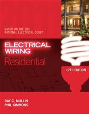 Electrical Wiring Residential: Based on the 2011 National Electrical Code